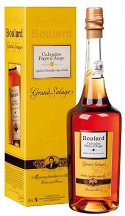 Boulard Calvados Grande Solage
